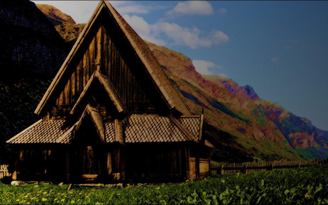 Norwegian Stave Church